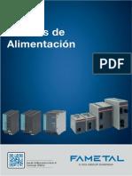 FAMETAL - CATALOGO DE FUENTES DE ALIMENTACION.pdf