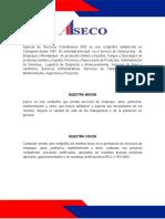 Brochure Aseco