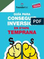 CAPITAL Guia Para Conseguir Inversion en Etapa Temprana