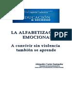 Alfabetización Emocional Diario El Sol 6 Partes