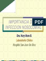 infeccion Intra Hospitalarias
