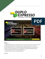 Duploexpresso.com-Duplo Expresso Transcrição