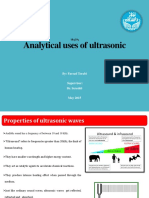 Analytical uses of ultrasound.pptx