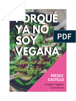Ya No Soy Vegan eBook