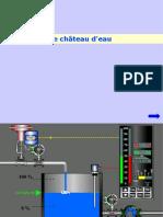 automatisation d'un chateau d'eau