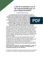 Historia Empresarial Del Peru
