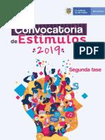 Anexo 1 - Formulario de Participación Persona Natural 2019