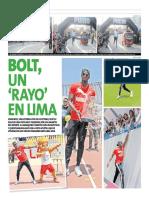 Bolt in Peru Peru21