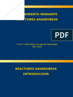 reactores anaerobios