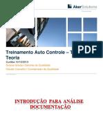 Auto Controle Testes - TREIN.teo