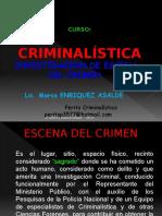 Investigacion de Escena Del Crimen