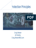 Motor Protection Principles