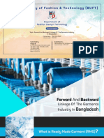 Backward & Forward Industry of the Industry in Bangladesh