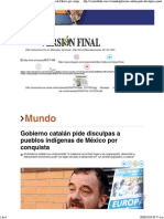 Gobierno catalán pide disculpas a pueblos indígenas de México por conquista _ Diario Versión Final.pdf