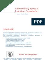 Entidades de Control y Apoyo Al Sistema Financiero