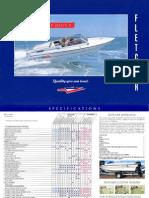 Fletcher 1989 Brochure