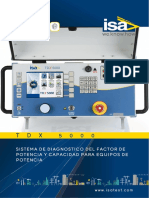 ISA CBA 1000 Manual_ Application (Analizador de Interruptores)