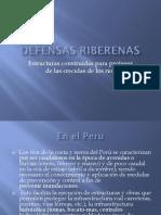 DEFENSAS RIBERENAS