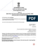 Certificate of LLP Incorporation.PDF