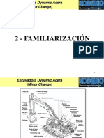 2.0 Familiarización 1 KOBELCO SK210