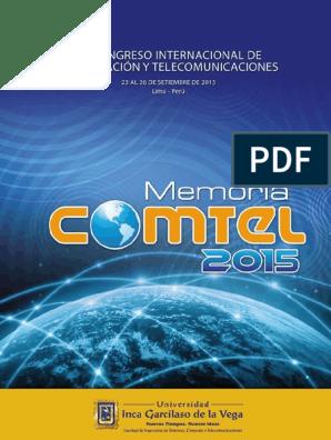 MemoriaCOMTEL2015 (1).pdf | Asociación de Futbol | Compartir (Finanzas)