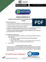 Metodologías Ágiles de Desarrollo de Software Producto Académico N°3