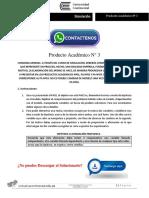 SIMULACIÓN Producto Académico N°3