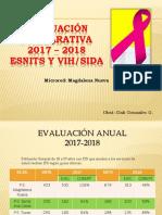 Evaluacion Comparativa Vih 2017-2018