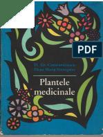 Plantele medicinale (proprietățile lor terapeutice și modul de folosire) - carte scanată
