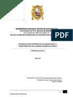 Formato Informe Tecnico Turbo Experiencia de Laboratorio