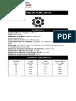 1283295-Ficha Tecnica Cable Para Ascensor Atarama
