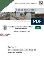 Curso_estabilidad de Taludes_parte 1 Conceptos_flujo de Agua (Npla 23-04-12)