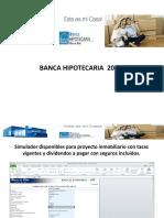 Presentacion Hipotecario