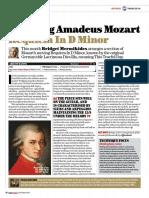 Lacrimosa From Mozart 39 s Requiem Arr Bridget Mermikides