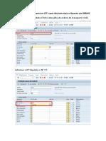 SAP WM - OT Confirmar Manualmente Na Tabela