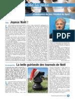 Le Cahier de la Fédé le Nº 42 - Fédération Française des Échecs
