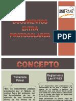 Doc Extraprotocolares