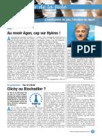 Le Cahier de la Fédé le Nº 47 - Fédération Française des Échecs