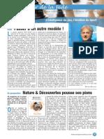 Le Cahier de la Fédé le Nº 50 - Fédération Française des Échecs