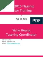 tutor training 1