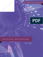 Revista Muzeelor 2016