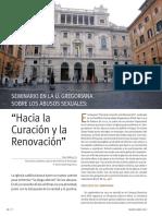 Zollner Hacia La Curación y Renovación - Seminario en La UG Sobre Abusos