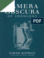 Sarah Kofman - Camera Obscura_ Of Ideology (1998 , Cornell University Press).pdf
