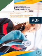 Introducción a Las Emergencias Médicas y Primeros Auxilios 080318