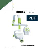 Dental Duray (Service Manual)