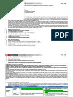 Programación Anual Dpcc Cuarto