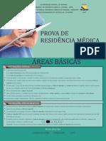Caderno de Provas - Reas Bsicas - Residncia Mdica 2018