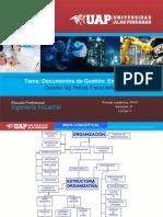 Documentos de Gestion Empresarial