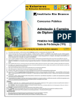 IRBR_PROVA_OBJETIVA_PRIMEIRA_FASE.PDF