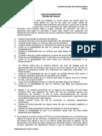 2018-2 TEORIA de COLAS - Ejercicios de Aplicación